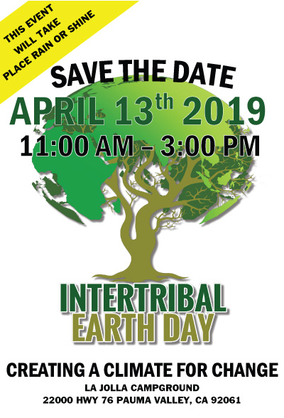 Pala Band California Earth Day 2019 Event