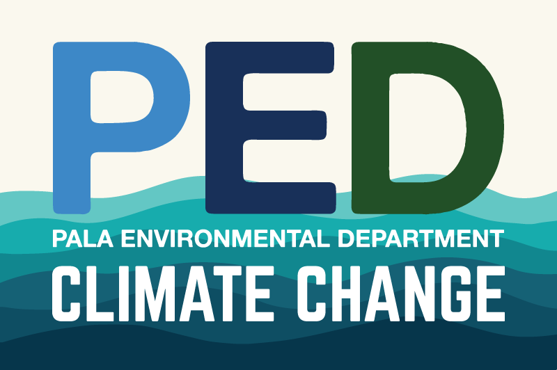 Pala Environmental Department Climate Change Climate Series PED