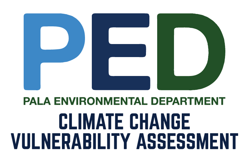 Pala Environmental Department Climate Change Climate Vulnerability Assessment PED